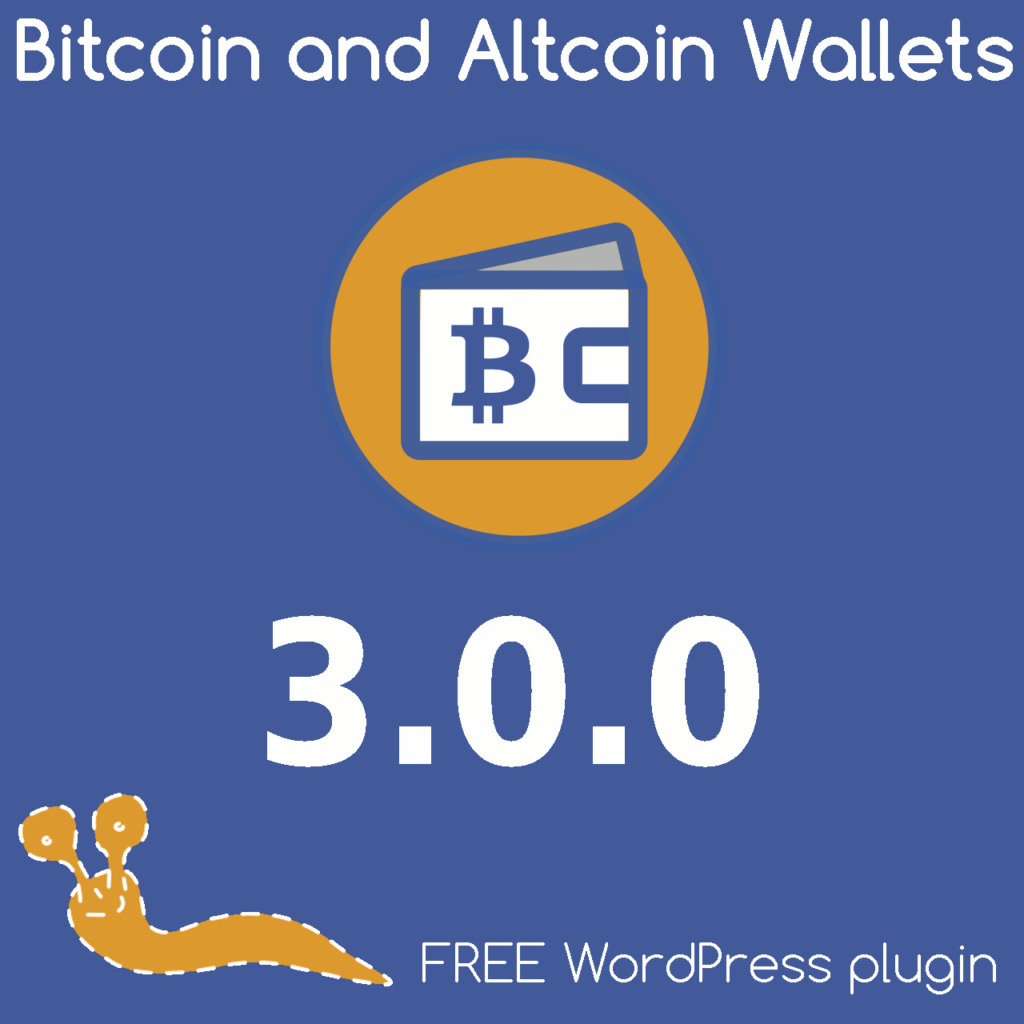 Bitcoin and Altcoin Wallets version 3.0.0