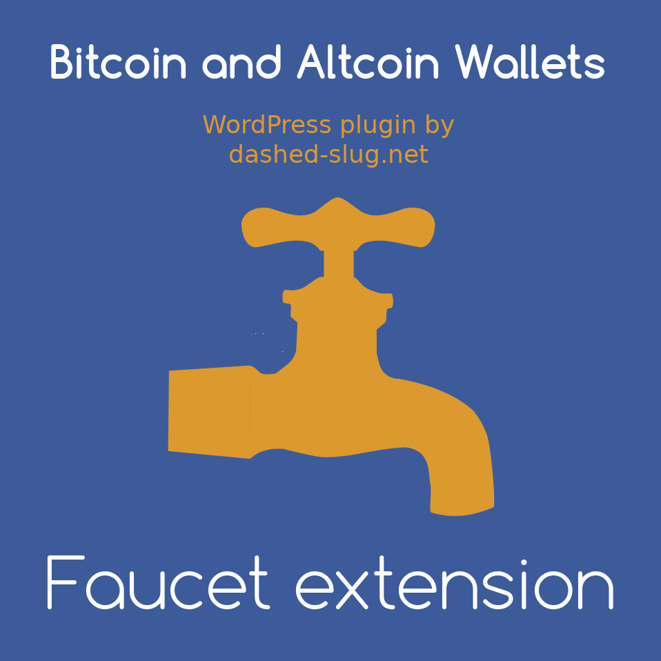 Bitcoin and Altcoin Wallets Faucet extension