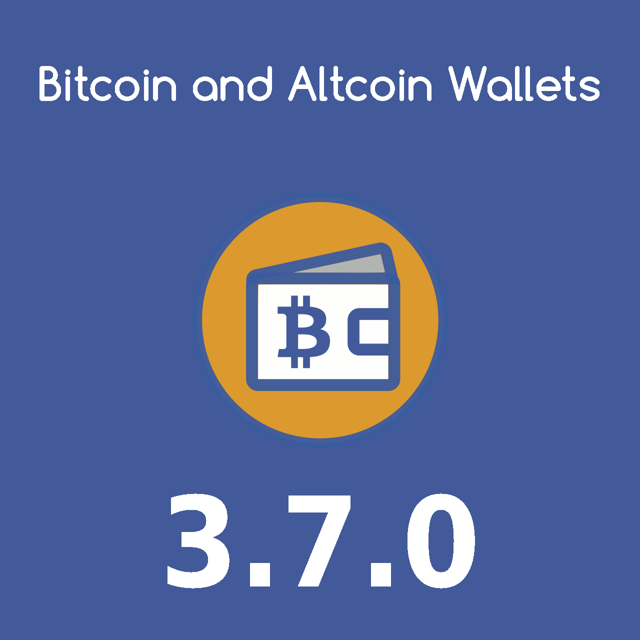 Bitcoin and Altcoin Wallets 3.7.0