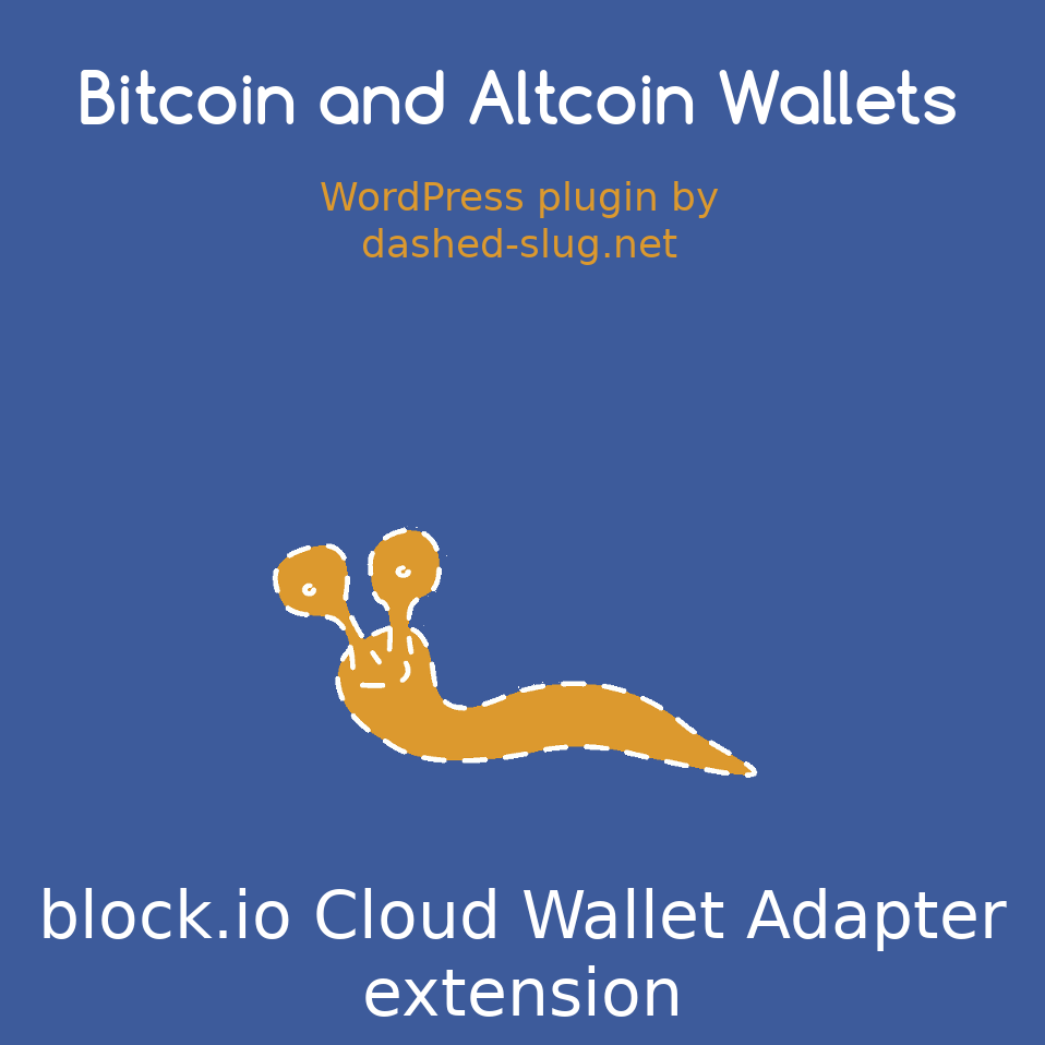 block.io Cloud Wallet Adapter extension